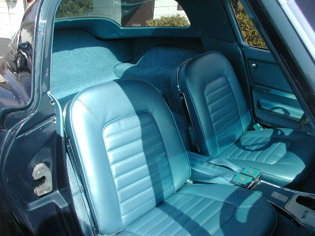 corvette technicians paul lutz owner interiors. Black Bedroom Furniture Sets. Home Design Ideas