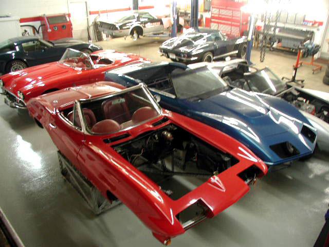 Corvette Technicians - Paul Lutz - Owner - About Us